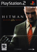 Hitman: Blood Money PlayStation 2 Front Cover