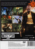 Hitman: Blood Money PlayStation 2 Back Cover