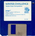 Winter Challenge: World Class Competition Amiga Media