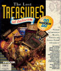 The Lost Treasures of Infocom Amiga Front Cover
