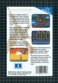 Midnight Resistance Genesis Back Cover