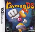 Rayman 2: The Great Escape Nintendo DS Front Cover