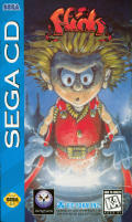 Flink SEGA CD Front Cover