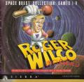 Space Quest (Collector's Edition) DOS Other Jewel Case - Front