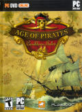 Age of Pirates: Caribbean Tales Windows Front Cover
