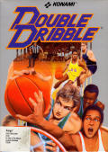 Double Dribble Amiga Front Cover