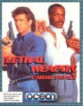 Lethal Weapon Amiga Front Cover