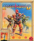 Laser Squad Commodore 64 Front Cover