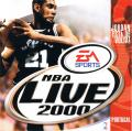 NBA Live 2000 Windows Other Jewel Case - Front