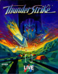 Thunderstrike Amiga Front Cover