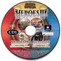 Heroes of Might and Magic IV Complete Windows Media Disc 1/2
