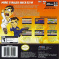 River City Ransom Game Boy Advance Back Cover