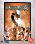 Cultures 2: The Gates of Asgard Windows Front Cover