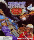 Space 1889 Amiga Front Cover
