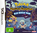 Pokémon Mystery Dungeon: Blue Rescue Team Nintendo DS Front Cover