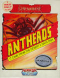Antheads: It Came from the Desert II Amiga Front Cover