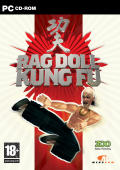 Rag Doll Kung Fu Windows Front Cover Promotional cover art released on 5th October 2006