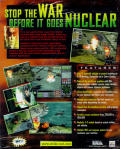 Nuclear Strike Windows Back Cover