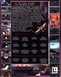 Star Wars: X-Wing (Collector's CD-ROM) Macintosh Back Cover