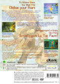 Evergrace PlayStation 2 Back Cover