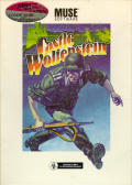 Castle Wolfenstein Apple II Front Cover