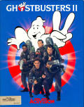 Ghostbusters II Amiga Front Cover