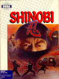 Shinobi Amiga Front Cover