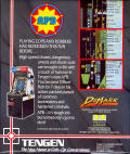APB Amiga Back Cover