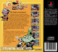 One Piece Mansion PlayStation Back Cover