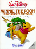 Winnie the Pooh in the Hundred Acre Wood Apple II Front Cover