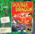 Double Dragon Amiga Front Cover