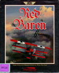 Red Baron Amiga Front Cover