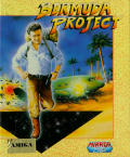 Bermuda Project Amiga Front Cover