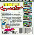 Little Computer People Amiga Back Cover