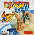 Danger Freak Commodore 64 Front Cover
