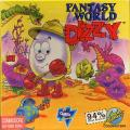Fantasy World Dizzy Commodore 64 Front Cover