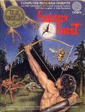 Forbidden Forest Commodore 64 Front Cover