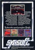 Fort Apocalypse Commodore 64 Back Cover
