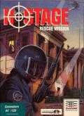 Hostage: Rescue Mission Commodore 64 Front Cover