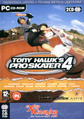 Tony Hawk's Pro Skater 4 Windows Front Cover
