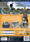 Tony Hawk's Pro Skater 4 Windows Back Cover