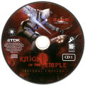 Knights of the Temple: Infernal Crusade Windows Media Disc 1/2