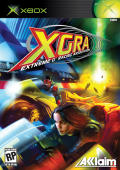 XGRA: Extreme G Racing Association Xbox Front Cover