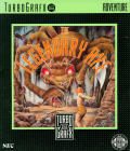 The Legendary Axe TurboGrafx-16 Front Cover