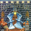 Legendary Axe II TurboGrafx-16 Other Jewel Case - Front