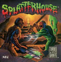 Splatterhouse TurboGrafx-16 Other Jewel Case - Front