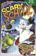 Blinkys Scary School Atari 8-bit Front Cover