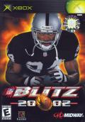 NFL Blitz 20-02 Xbox Front Cover