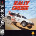 Rally Cross PlayStation Front Cover
