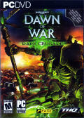 Warhammer 40,000: Dawn of War - Dark Crusade Windows Front Cover